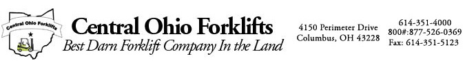 Central Ohio Forklifts